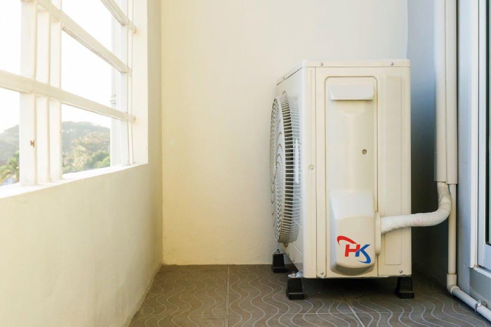 Dàn nóng cần được vệ sinh định kỳ