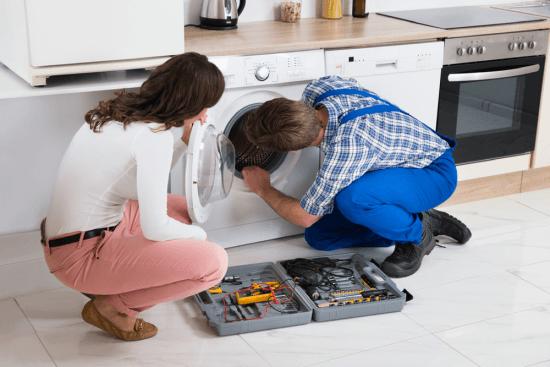 Dịch vụ sửa máy giặt uy tín của cty