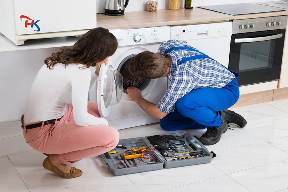 Cty Điện Lạnh HK và dịch vụ sửa máy giặt uy tín tại nhà