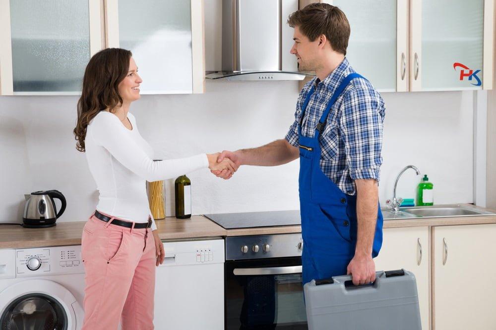 Dịch vụ sửa máy giặt uy tín chuyên nghiệp và bảo hành lâu dài