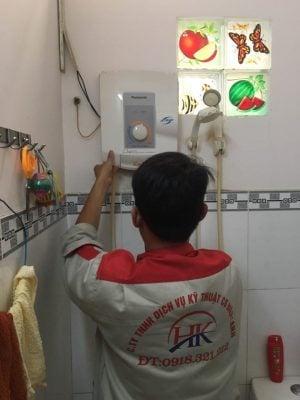 Dịch vụ sửa máy nước nóng tại nhà