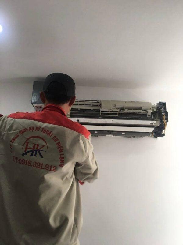 Điện Lạnh HK đơn vị vệ sinh máy lạnh quận 12 chuyên nghiệp dành cho bạn