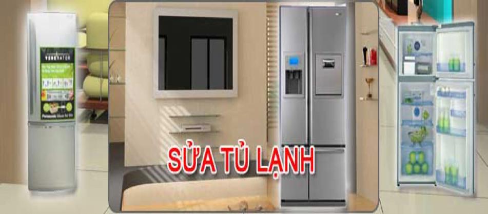 Dịch vụ sửa tủ lạnh uy tín tại nhà