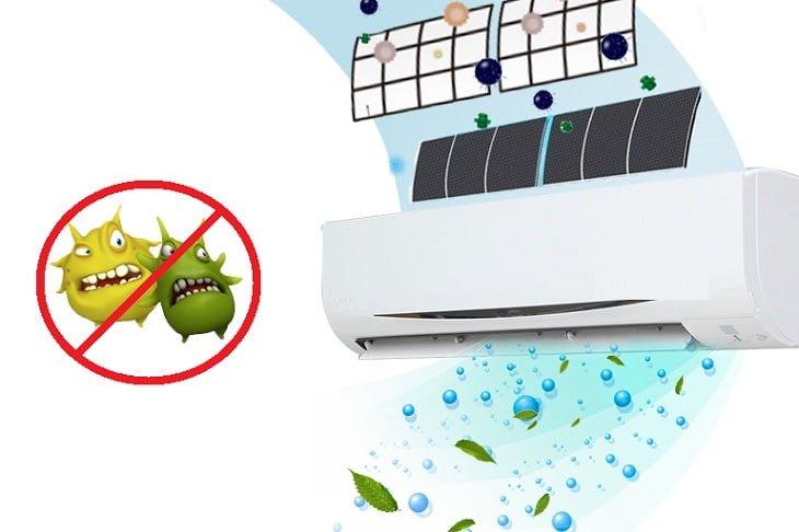 Nhu cầu vệ sinh máy lạnh cao để đảm bảo chất lượng không khí