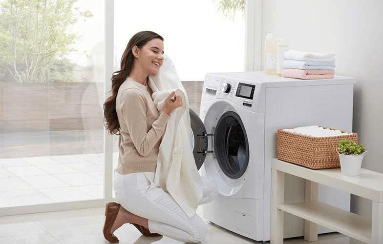 Máy giặt là thiết bị không thể thiếu của mỗi gia đình