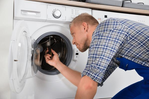 Dịch vụ sửa máy giặt uy tín và chất lượng ở Điện Lạnh HK