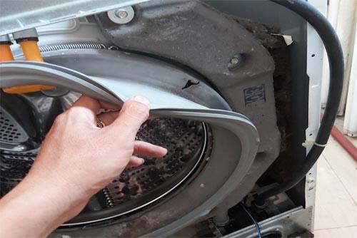 Cần phải khắc phục những hư hỏng của máy giặt kịp thời để kéo dài tuổi thọ cho máy