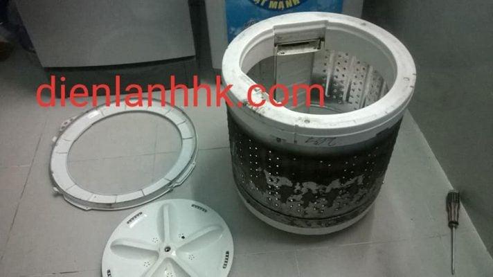 Điện Lạnh HK chuyên khắc phục triệt để các vấn đề của máy giặt