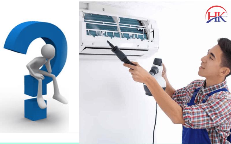 Vì sao nên chọn dịch vụ vệ sinh máy lạnh của Điện Lạnh HK