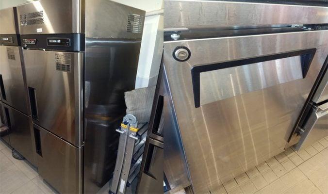 sửa tủ mát công nghiệp