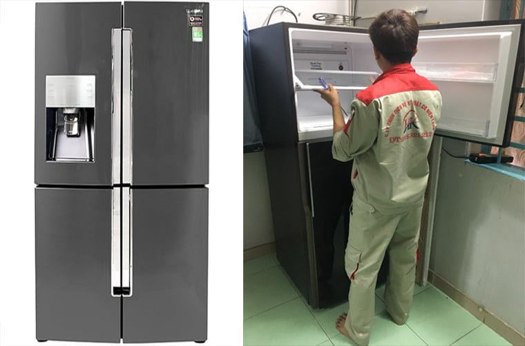 sửa tủ lạnh dân dụng