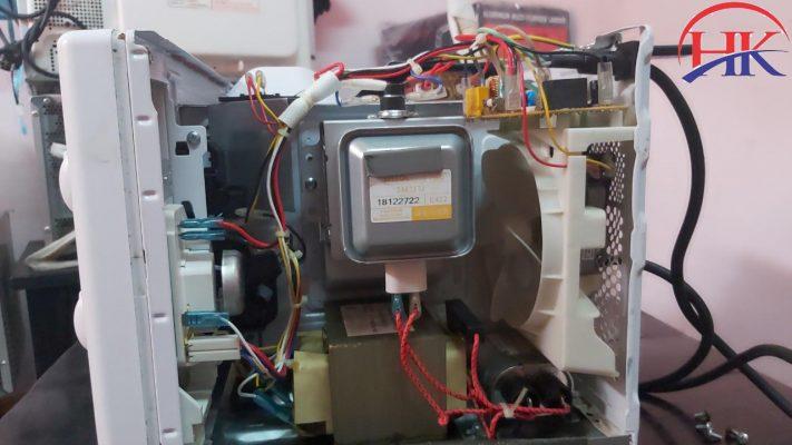 Điện Lạnh HK giúp khắc phục những hư hỏng ở lò vi sóng