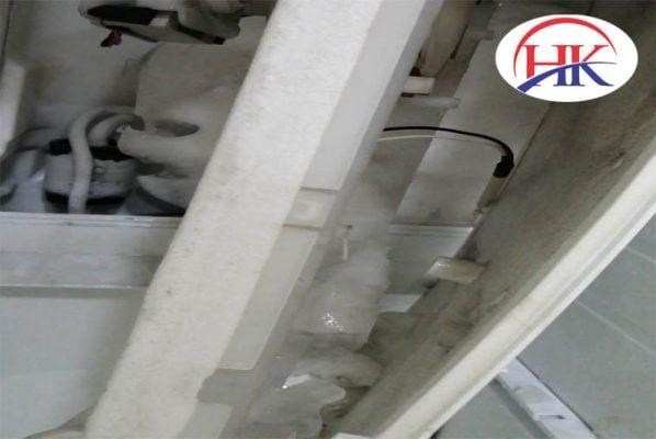 Dịch vụ sửa tủ lạnh tại Điện Lạnh HK giúp khắc phục tình trạng tủ lạnh không xả đá