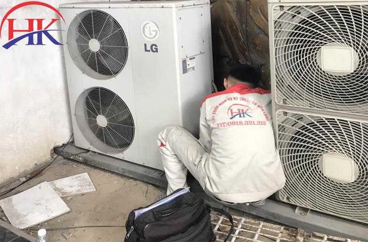 tháo lắp điều hòa tại điện lạnh hk