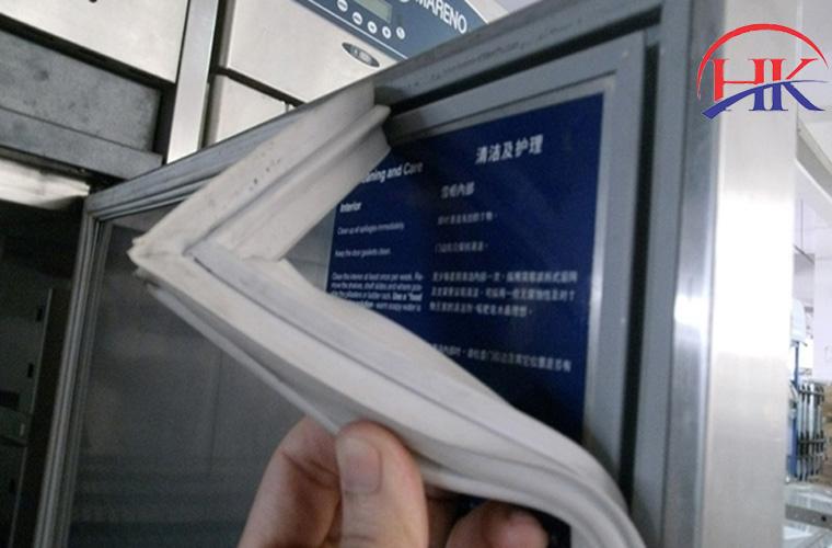 thay ron tủ lạnh tại điện lạnh hk