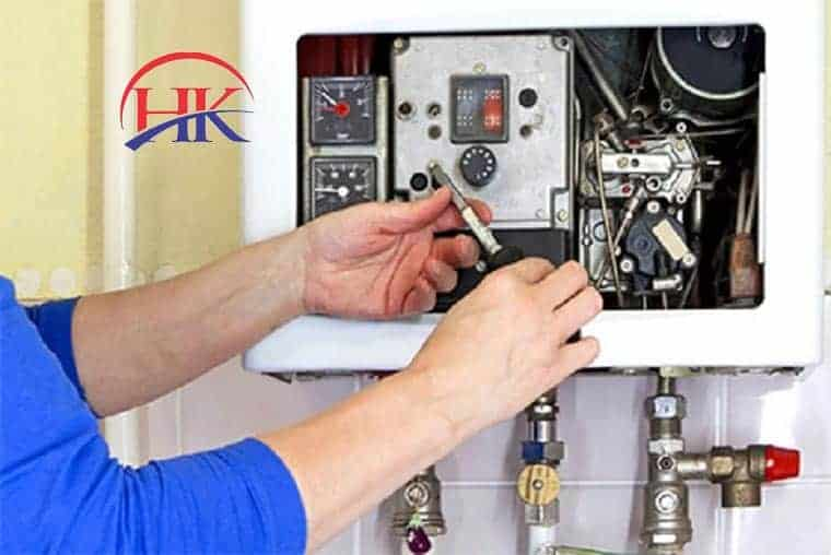 sửa máy nước nóng không nóng