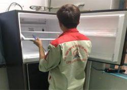 Dịch vụ sửa tủ lạnh quận bình tân tại Điện Lạnh HK