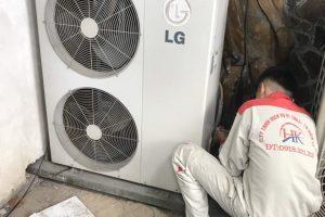 Dịch vụ thay block máy lạnh bảo hành chính hãng Điện Lạnh HK